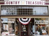 Country Treasures Brockport Storefront
