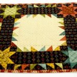 "Farmstead Gameboard - Quilt Kit 14 1/2"" Square Pattern"