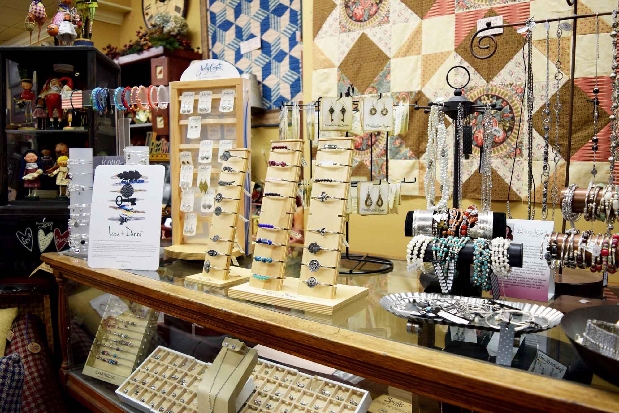 Beautiful Jewelry Selection
