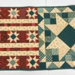 Liberty Star Table Runner Quilt Kit