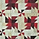 Red Quilt Pattern