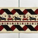 "'Twister Runner' Table Runner Quilt Kit by Buttermilk Basin - 14""x36.5"""