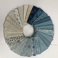 Blue Bird Fat Quarters Set