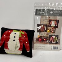Ugly Sweater Pillow Kit